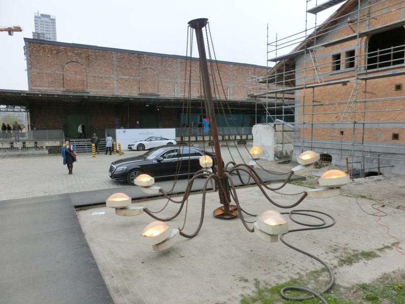 Kristof Kintera, My Light is your light, 2008. D+T Project Gallery // SBV