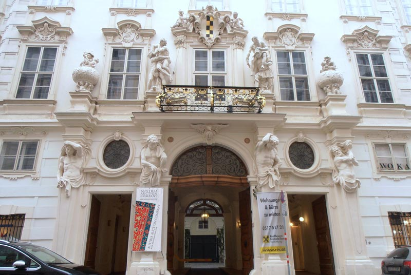 Palais Breuner, Wien
