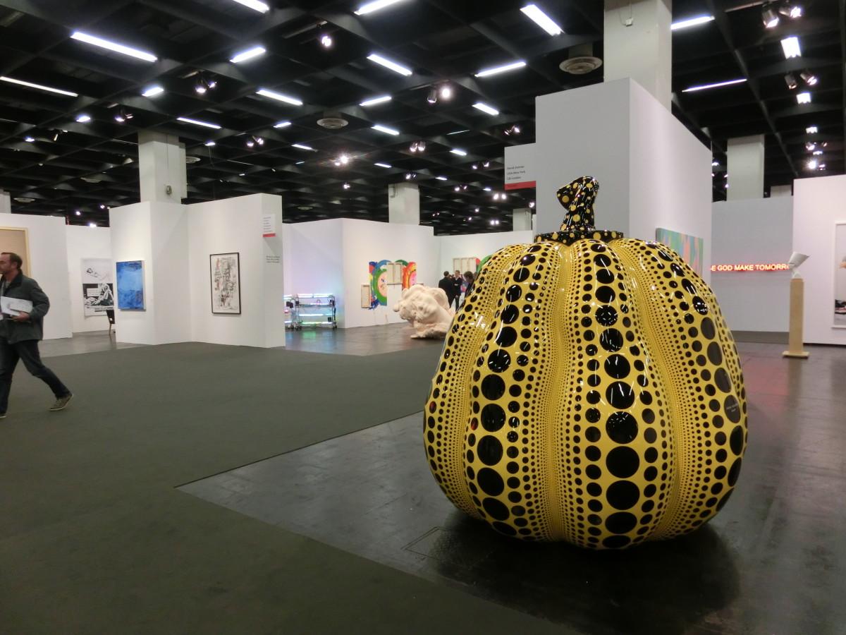 Yajoi Kurusama, Gallery David Zwirner // SBV