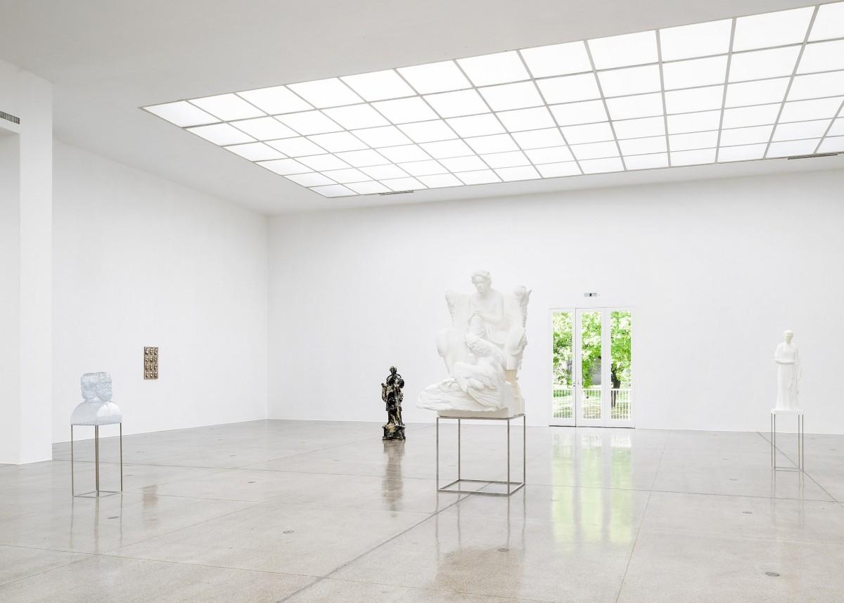 Oliver Laric, Photoplastik ,Secession, Wien, Foto Iris Ranzinger