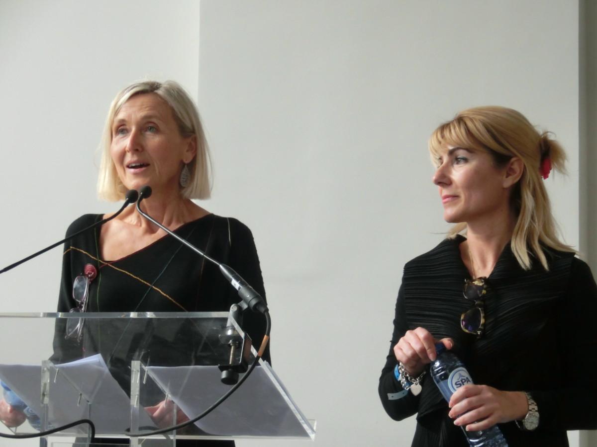 Anne Vierstraete, Katarina Gregos // SBV