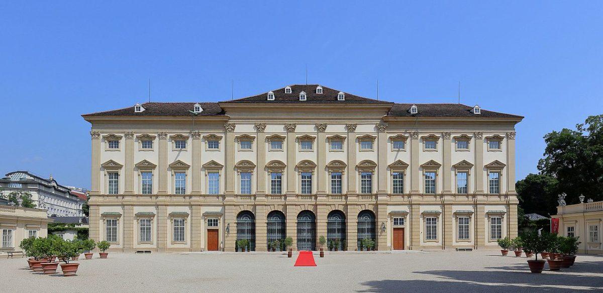 Gartenpalais Liechtenstein. Foto wikipedia Bwag