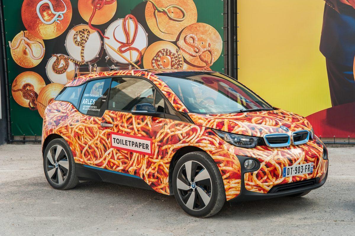 BMW i3 Spaghetti Auto // BMW AG