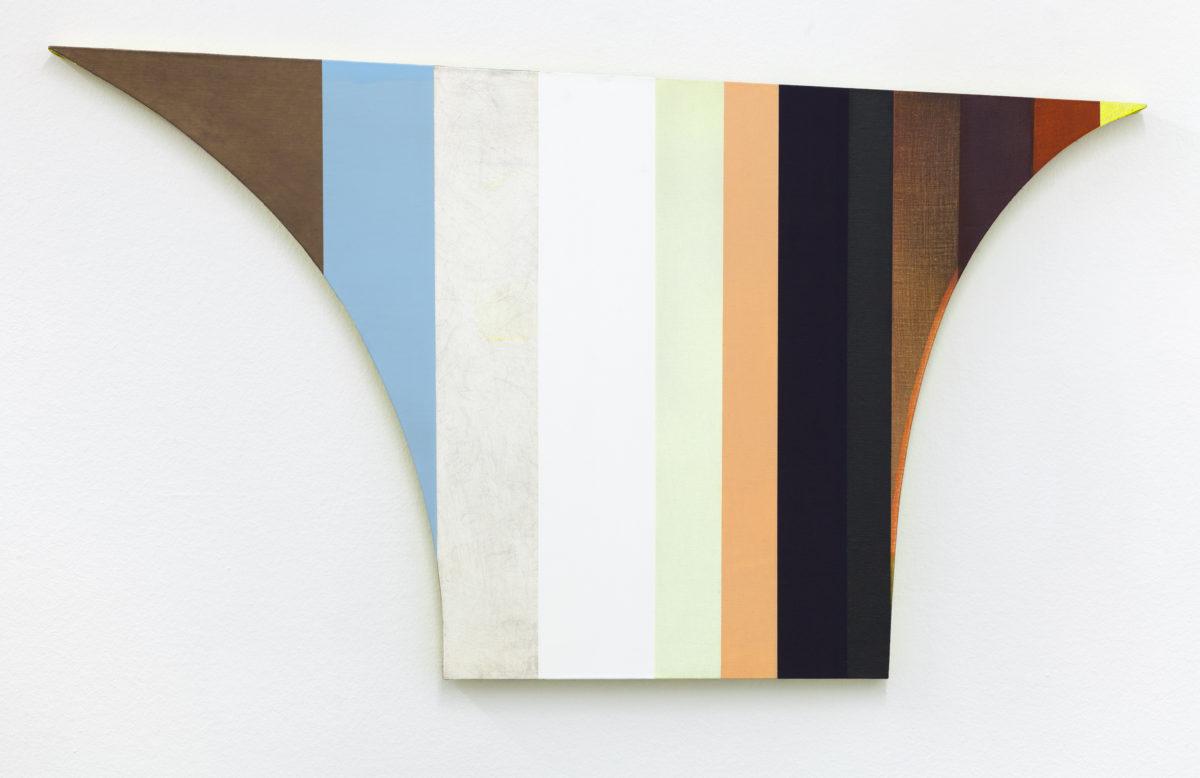 Svenja Deininger Untitled, 2015 Öl auf Leinwand, Galerie Martin Janda