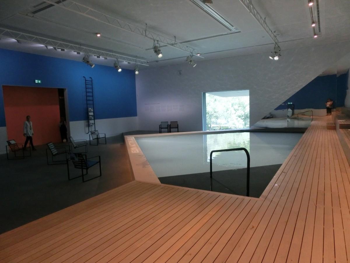 Pavillon Australien // SBV