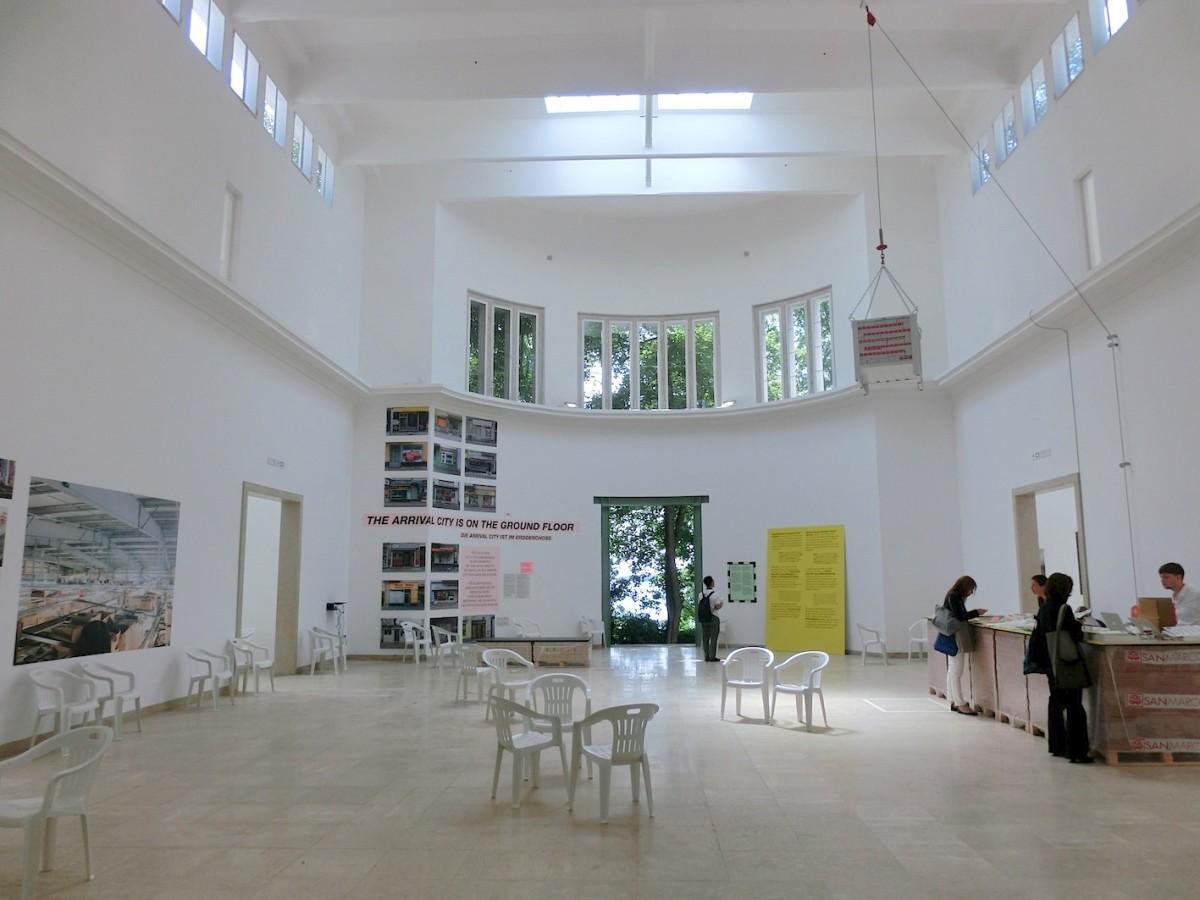 Deutsche Pavillon // SBV