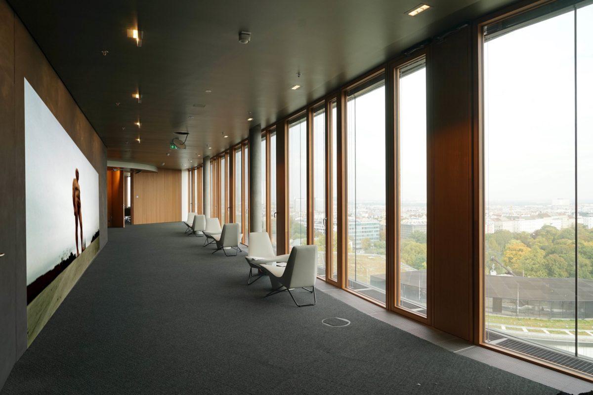 Erste Campus, Wien // ERSTE Group