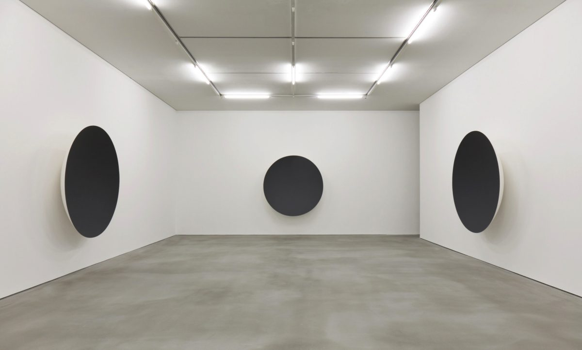 Anish Kapoor, Gathering Clouds, Kukje Gallery, Seoul