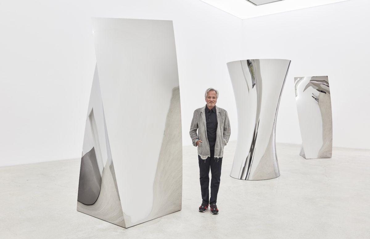 Anish Kapoor. Kukje Gallery, Seoul