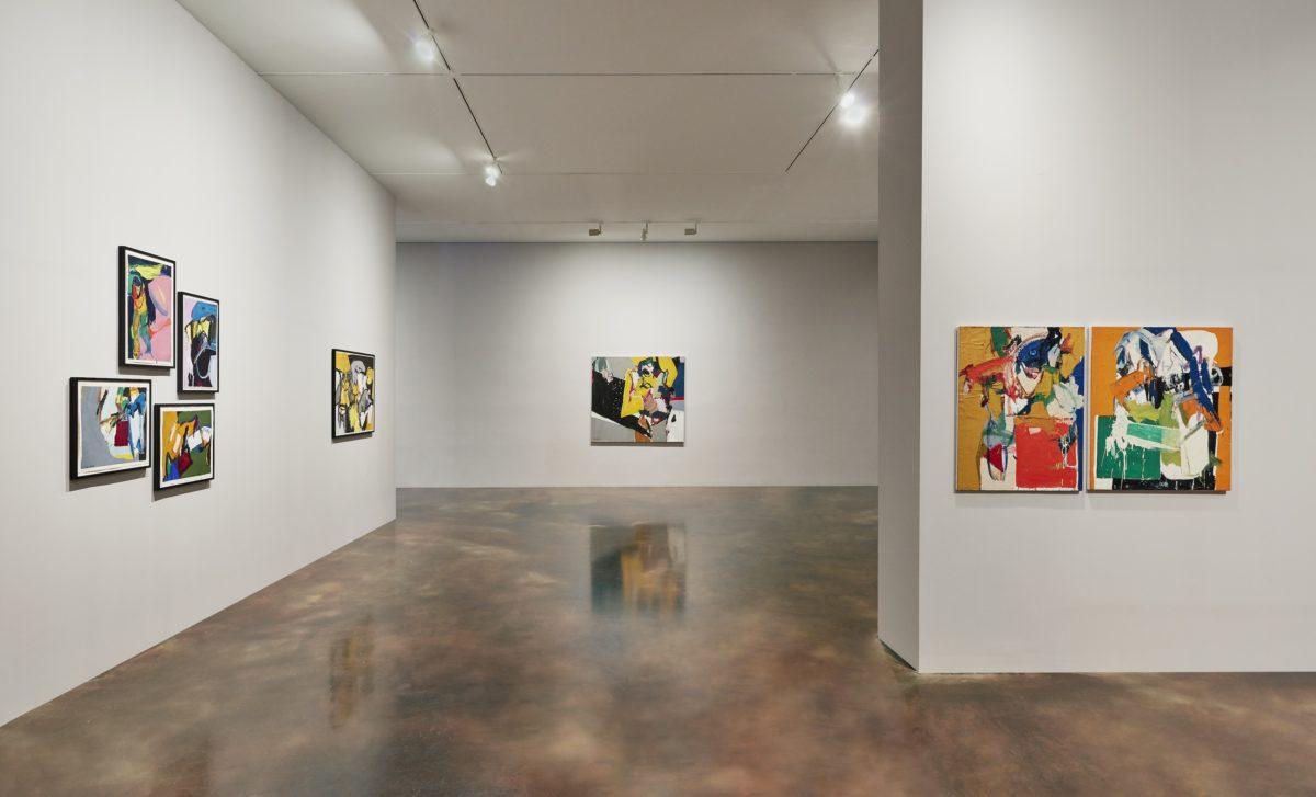 Wook-kyung Choi, Installationsansicht Kukje Gallery, Seoul