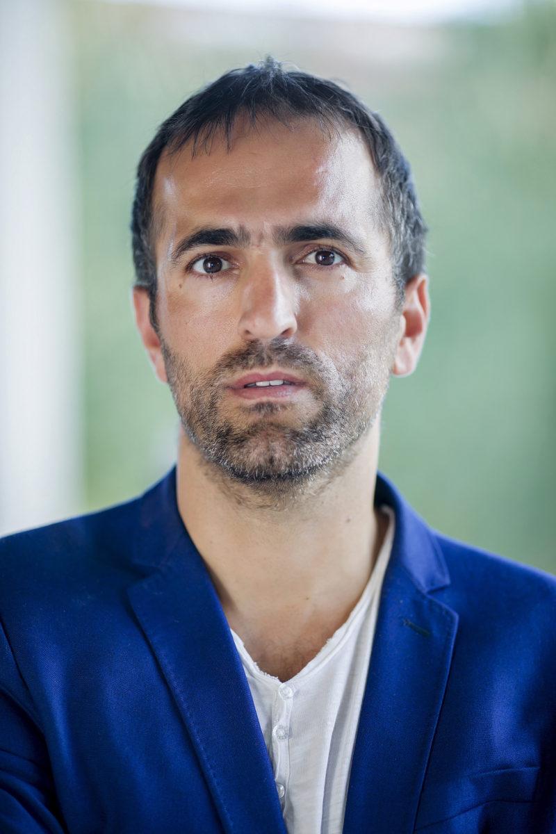 Khaled Jarrar, Sussmann Stiftung Preisträger 2016. c John De Dios