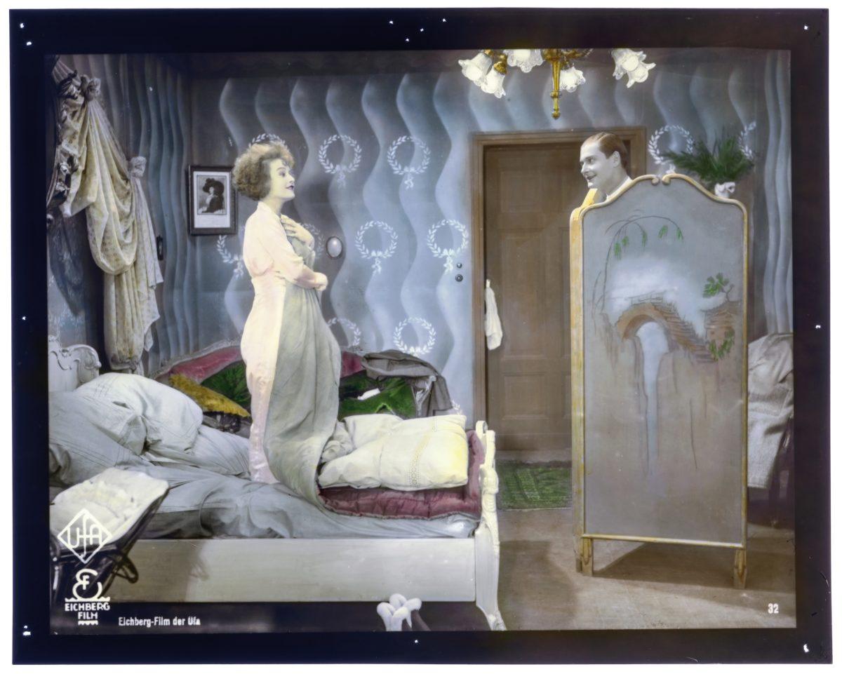 Vater werden ist nicht schwer, 1926 Regie/Drehburch Erich Schönfelder