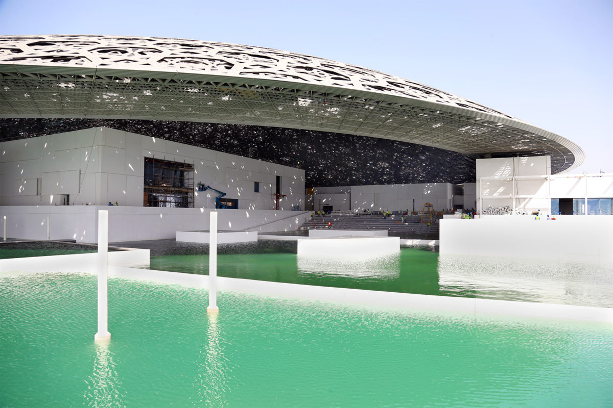 Courtesy of TDIC; Arcitect Ateliers Jean Nouvel