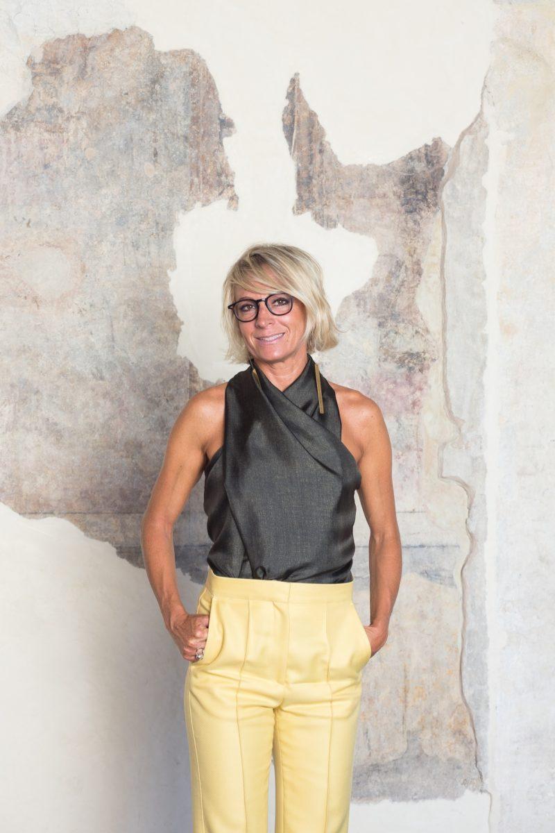 Sarah Cosulich, Direktorin Artissima. Foto Delfino Sisto Legnani