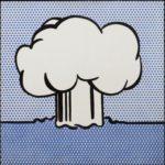 Roy Lichtenstein, Atmoic Burst, 1965. Modern Art Museum of Fort Worth, Fort Worth The Benjamin J. Tillar Memorial Trust. VG Bild-Kunst, Bonn 2016