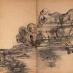Maruki Iri & Toshi, Water (Panel III) from Hiroshima Panels (series of 15 panels), 1950-82 Maruki Gallery, Higashi-Matsuyama, Saitama, Japan, 180 x 720 cm, Maruki Gallery For The Hiroshima Panels Foundation