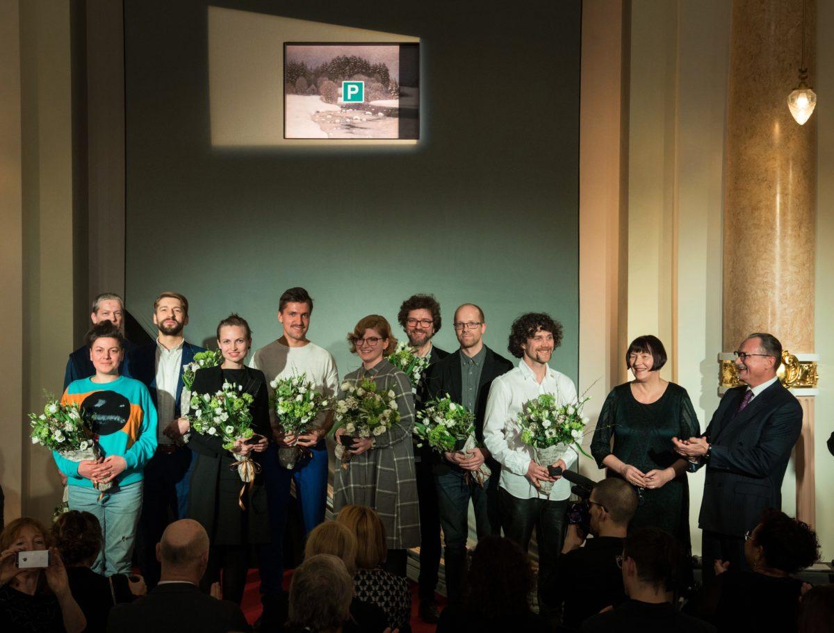 Nominierte KünstlerInnen des Purvisa Price 2017, Riga