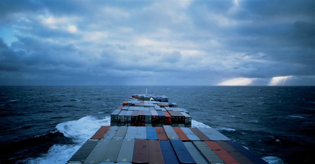 Allan Sekula, Middle Passages, Chapter 3 Fish Story, 1994. © Allan Sekula,  Thyssen-Bornemisza Art Contemporary Collection, Foto: The Estate of Allan Sekula. Now on view at TBA21, Augarten, Vienna