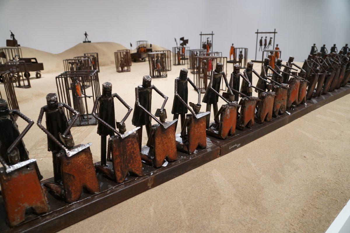 Ginane Makki-Bacho, Agial Gallery