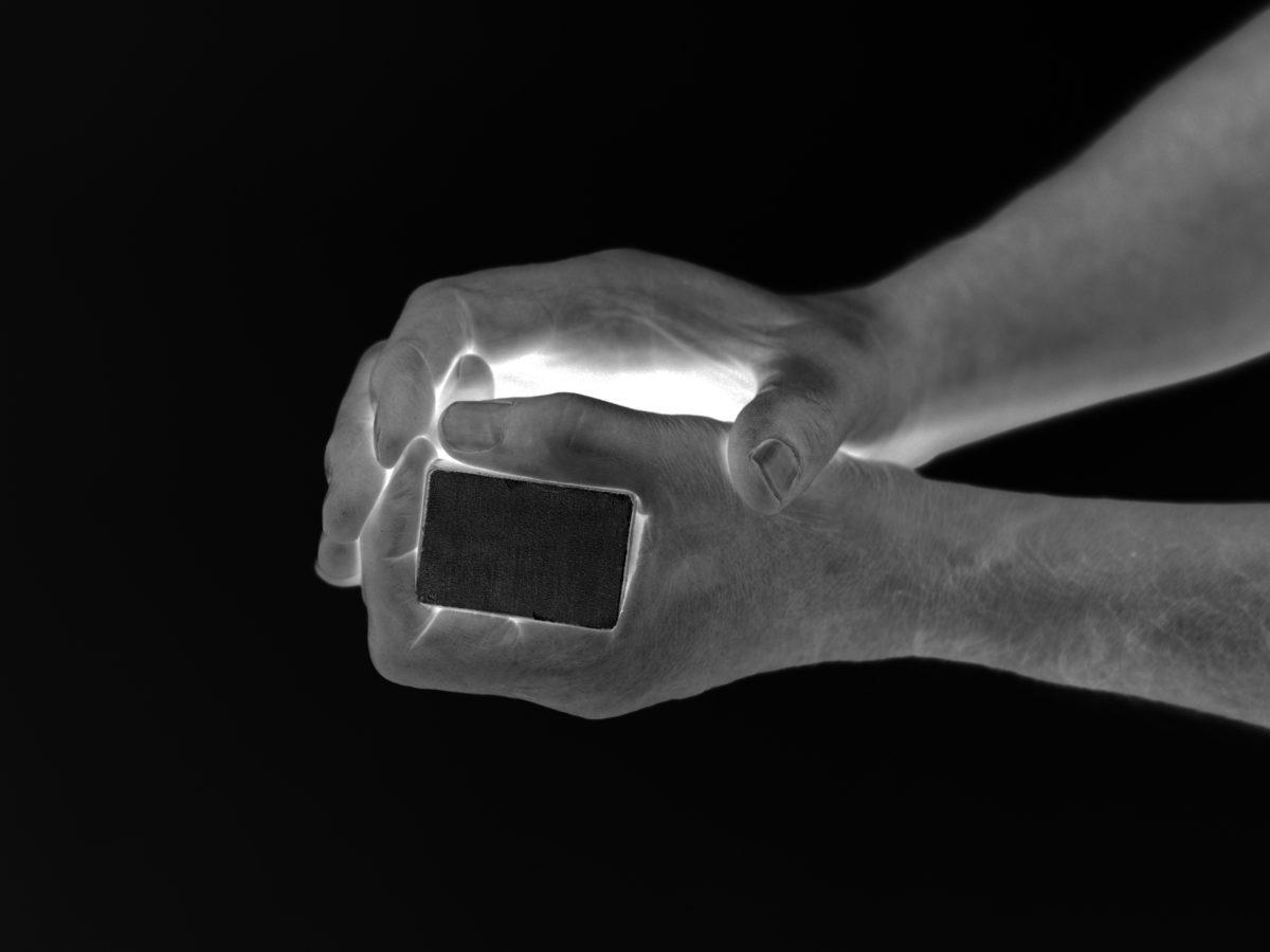 Giuseppe Penone, Géometrie dans les mains, 2010 Courtesy Galerie 8+4 / Bernard Chauveau