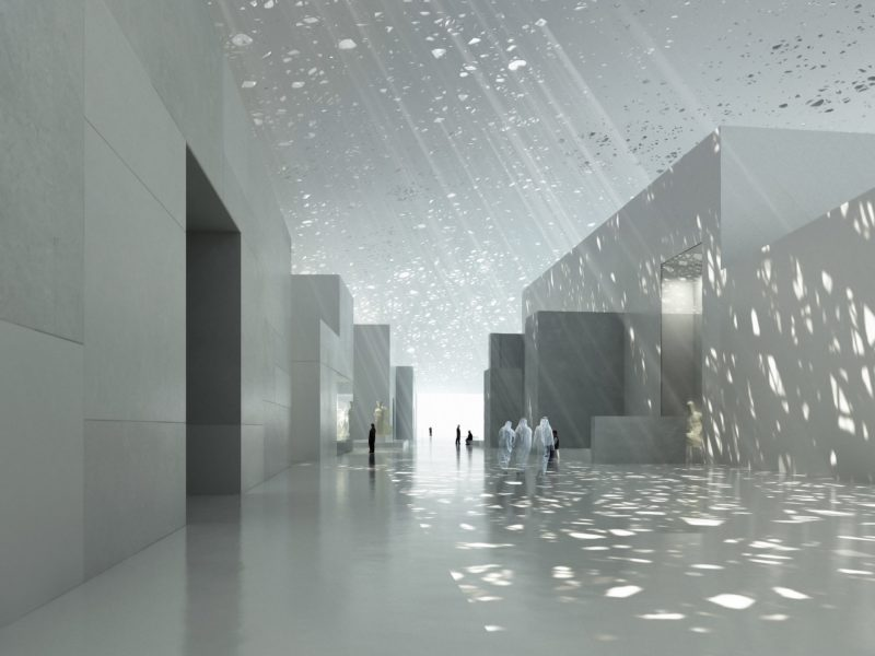 Louvre Abu Dhabi © TDIC, Architect Ateliers Jean Nouvel