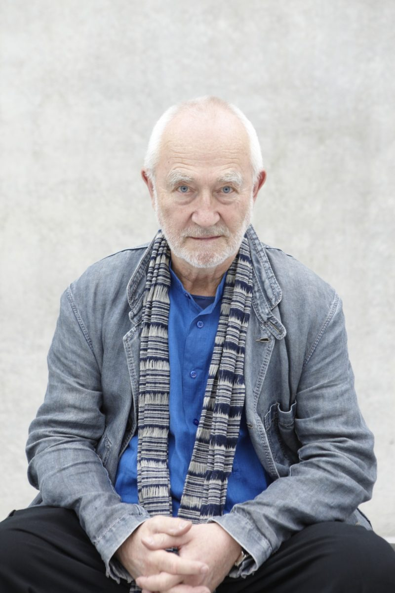 Peter Zumthor. Foto: Martin Mischkulnig
