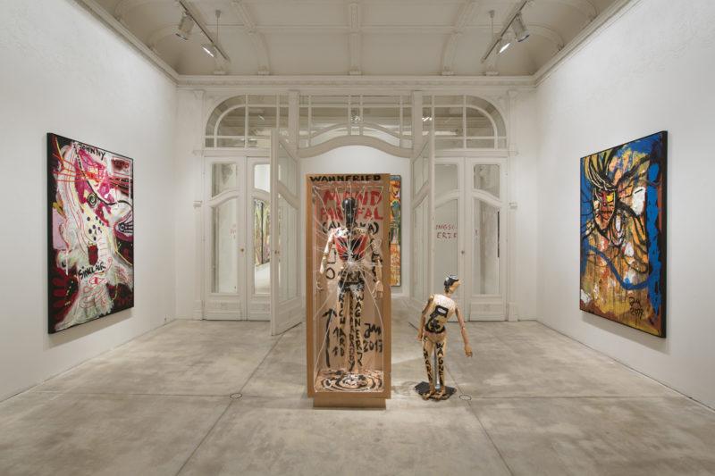 Courtesy Galerie Krinzinger, Foto Jan Bauer