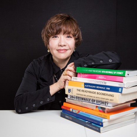Mami Kataoka, Sydney Biennale