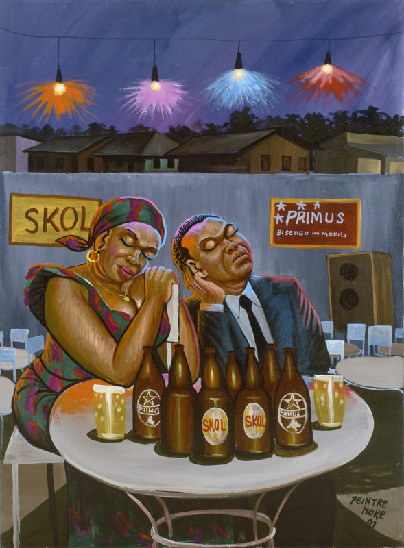 Moke Skol, Primus, Courtesy CAAC - The Pigozzi Collection