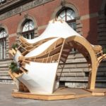 Active Public Space Kepos, Angelica, Lorenz, Dennis Schiaroli, MAK Wien. Courtesy Universität f Angewandte Kunst Wien