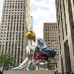 Jeff Koons, Ballerina, 2017