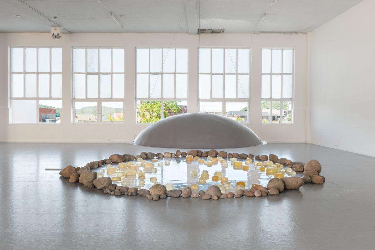 Sonja Bäumel, Momentum Biennale 2017