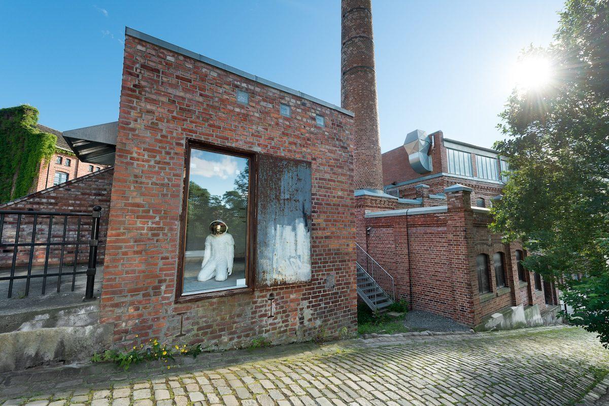 Jone Kvie, 9. Momentum Biennale 2017