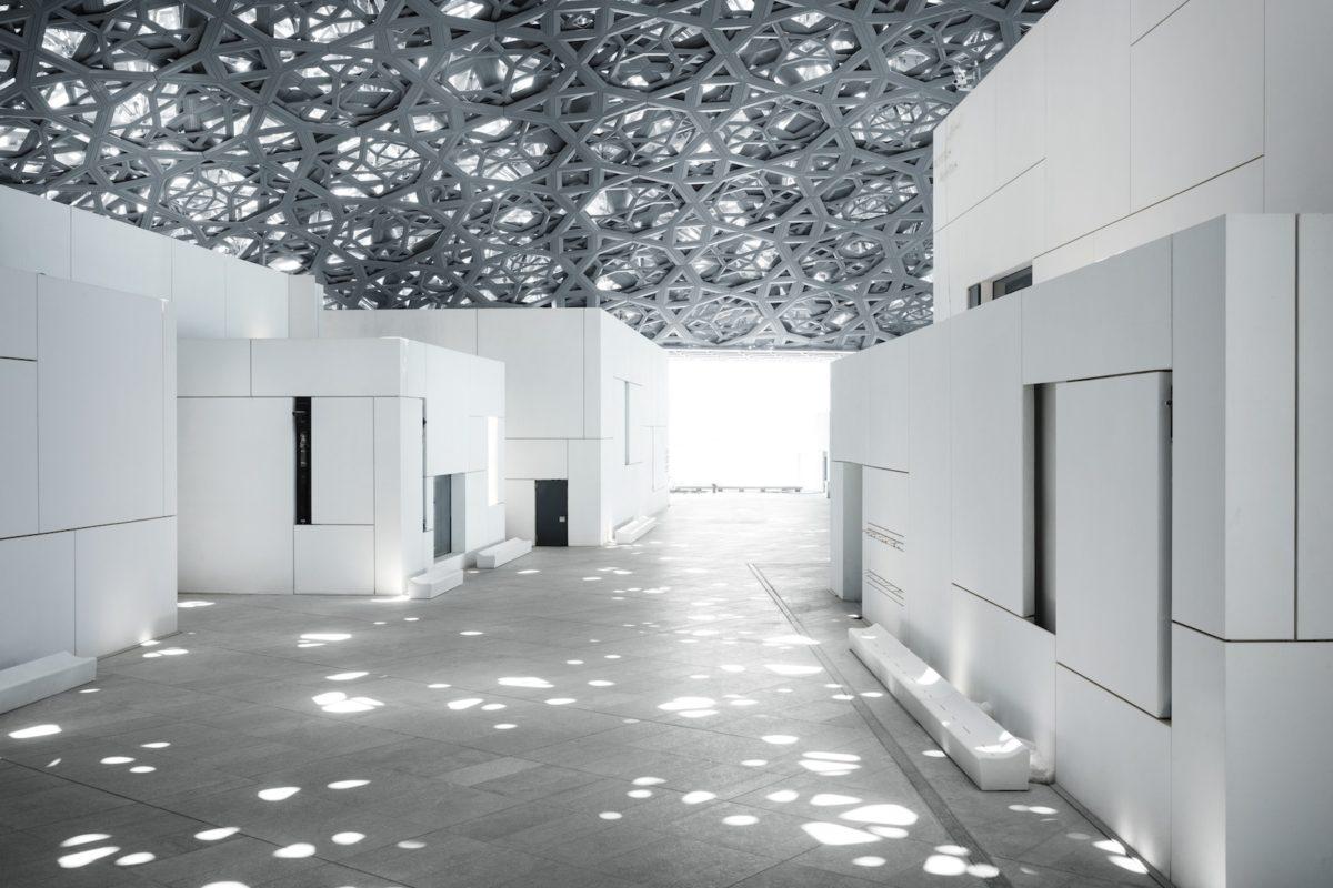 Louvre Abu Dhabi, Foto Mohamed Somji. Courtesy TDIC