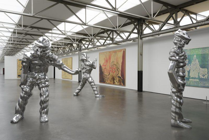 Installationview De Pont Museum, 2017