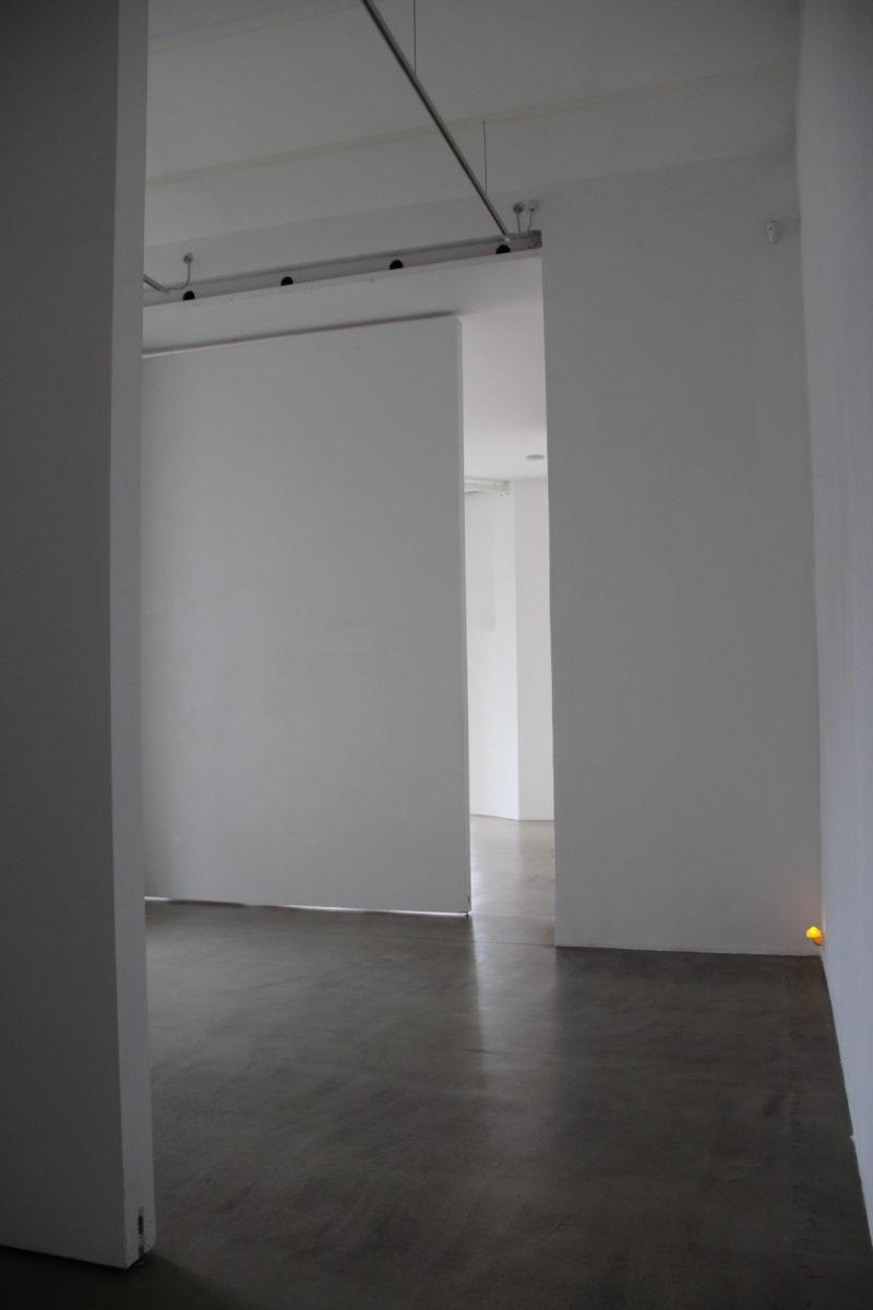 Ausstellungsansicht Galerie Mario Mauroner, curated by 2017