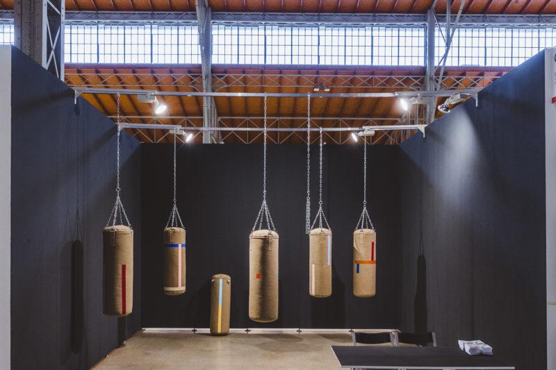 Kay Walkowiak, Galerie Zeller van Almsick, Vienna Contemporary 2017