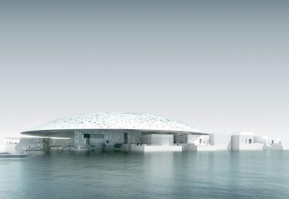 Louvre Abu Dhabi, Architect Jean Nouvel. c TDIC