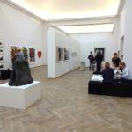Chart Art Fair in den Räumen der Kunsthalle Charlottenborg, Kopenhagen, 2017 // SBV