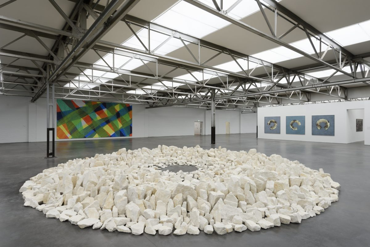 Installationview De Pont Museum Tilburg, 2017