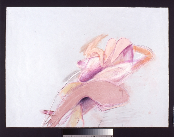 Martha JUNGWIRTH, oT, Foto Universität für angewandte Kunst Wien, Kunstsammlung und Archiv / Bildrecht GmbH, Wien, 2017