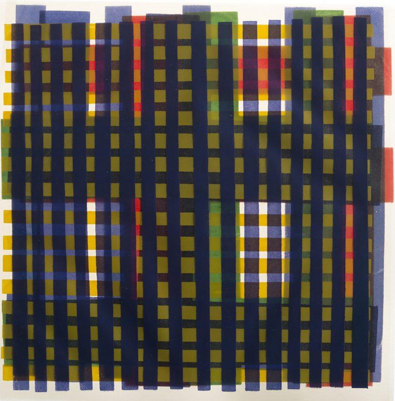 BRUNO MUNARI, Los Alamos, 1958. Courtesy Repetto Gallery London, Foto Daniele De Lonti
