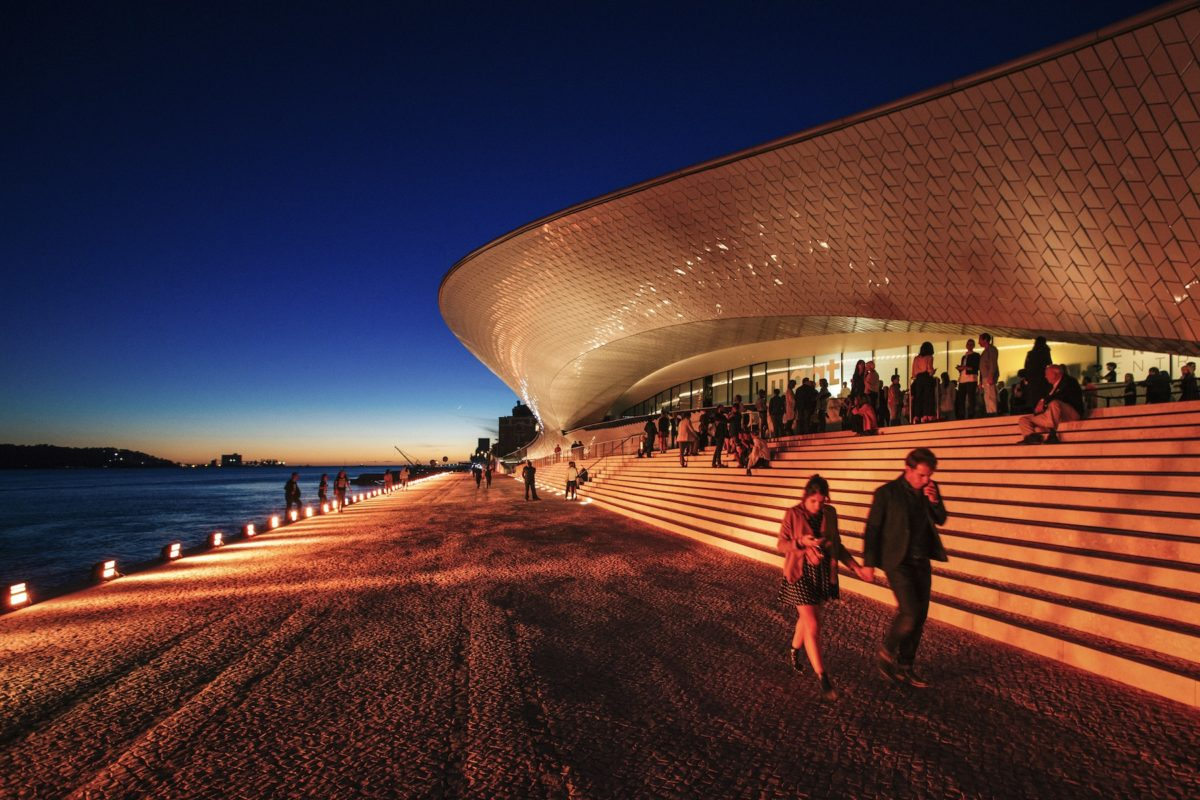 MAAT Kunsthalle, Foto Paulo Coelho, Courtesy EDP Foundation
