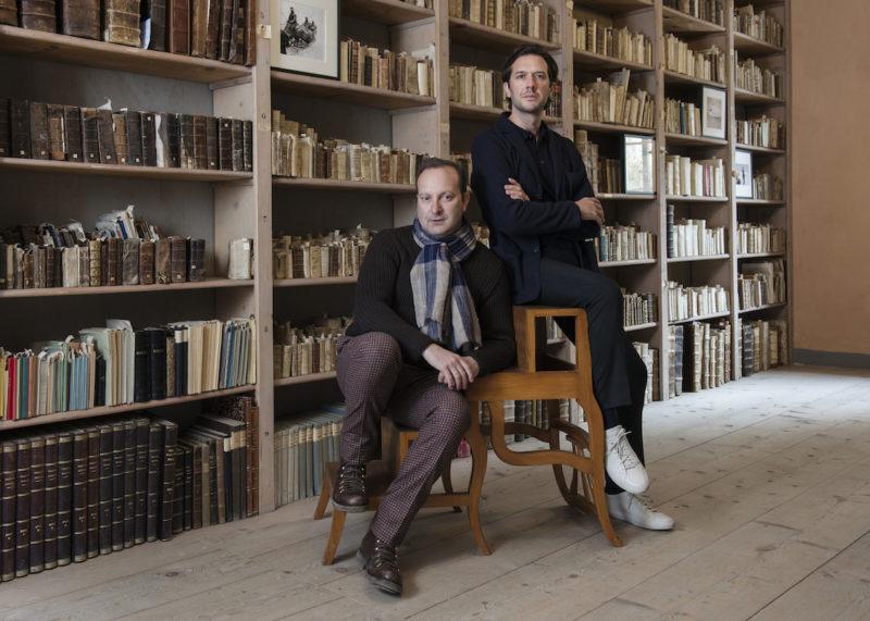 Giogio Pace, Nicolas Bellavance-Lecompte. Courtesy NOMAD, Foto Studio Vedet / Giulia Piermatiri