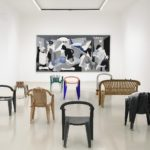 Installation View Lindsay Lawson, WOKENESS, Galerie Lisa Kandlhofer, 2018
