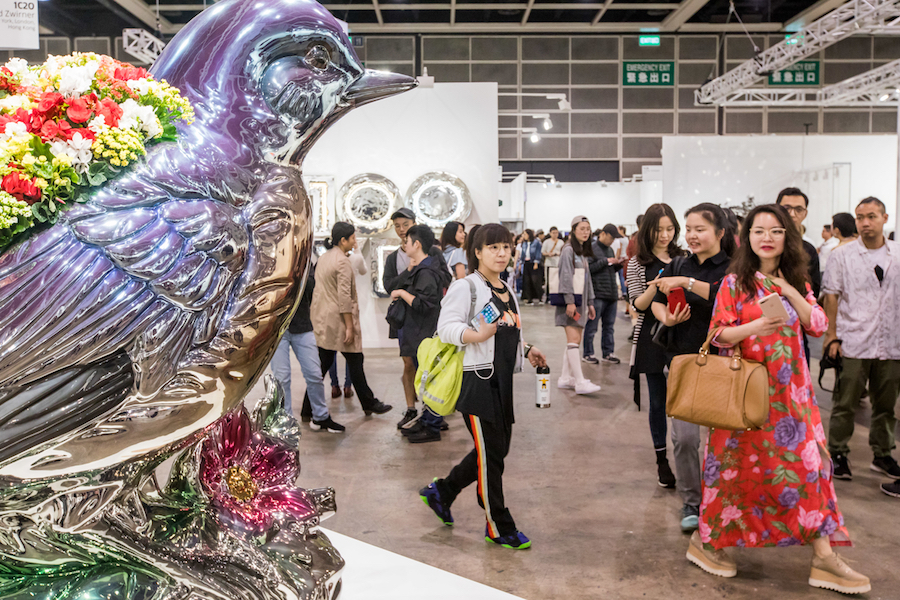 Art Basel Hong Kong 18, J