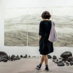 Art Basel Hong Kong18, Jhaveri Contemporary Gallery mit Werken von Ali Kazim