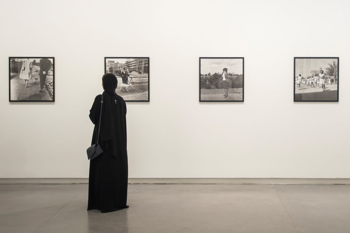 Latf Al Ani, Sharjah Art Foundation