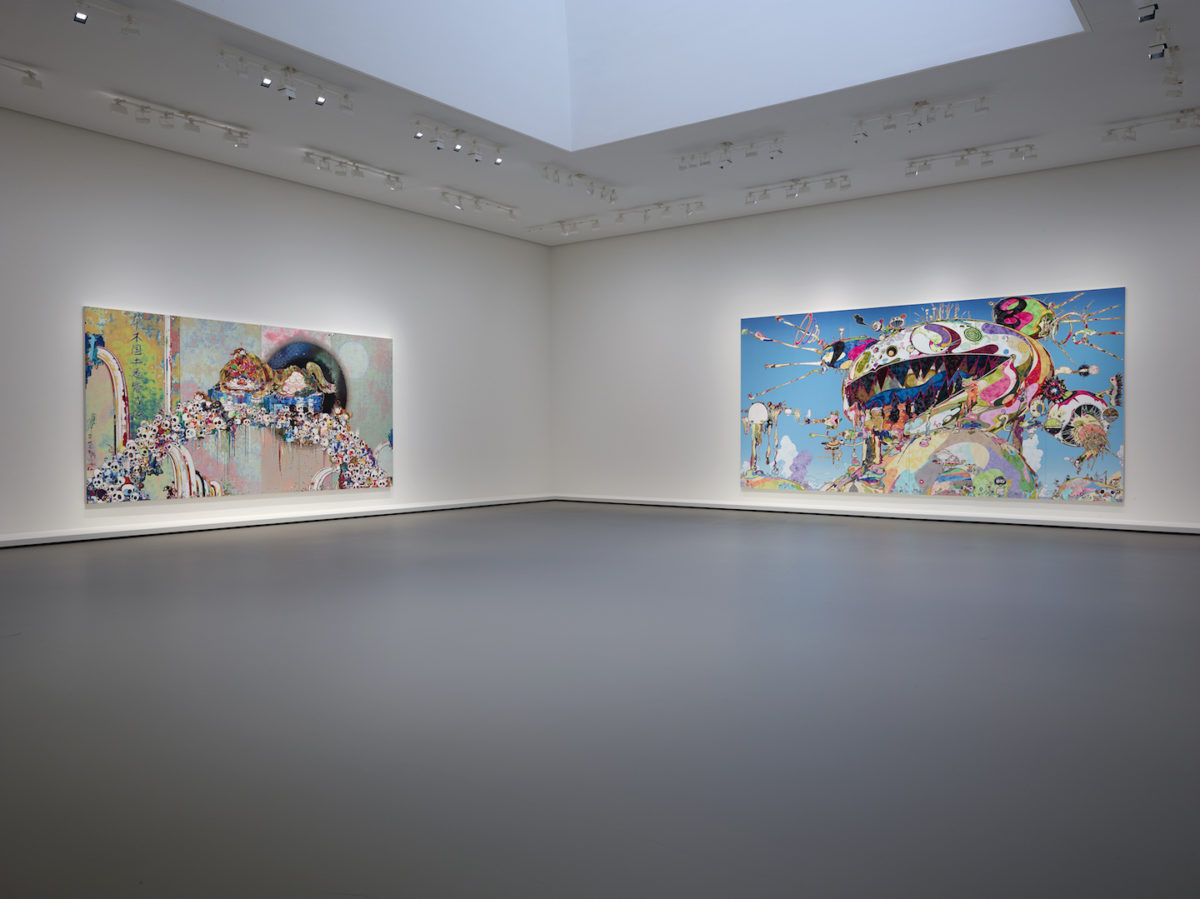 Takashi Murakami, Fondation Louis Vuitton / Marc Domage