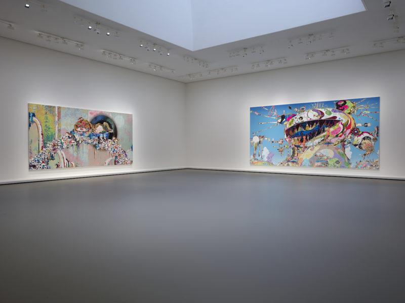 Takashi Murakami, Fondation Louis Vuitton / Marc Domage